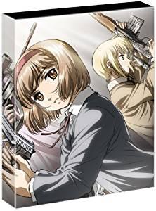 GUNSLINGER GIRL Blu-ray BOX 新品 マルチレンズクリーナー付