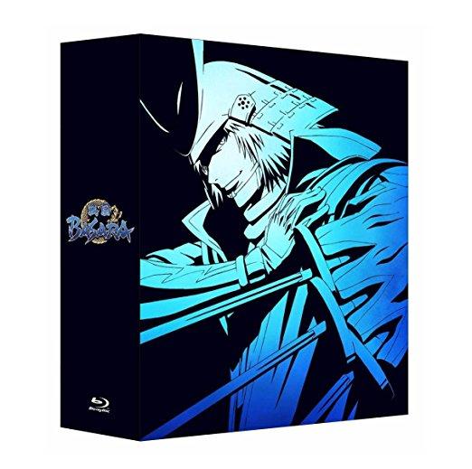 戦国BASARA Blu-ray BOX 初回完全生産限定版!!! 新品 マルチレンズクリーナー付き