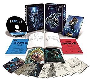 エイリアン2(日本語吹替完全版)コレクターズ・ブルーレイBOX(初回生産限定) [Blu-ray]新品 マルチレンズクリーナー付き