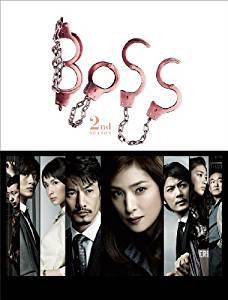 BOSS 2nd SEASON Blu-ray BOX(中古)マルチレンズクリーナー付き
