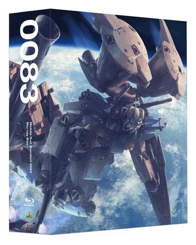 機動戦士ガンダム0083 Blu-ray Box 新品 マルチレンズクリーナー付き