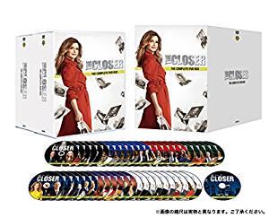 クローザー シーズン1-7 DVD全巻セット(47枚組)新品 マルチレンズクリーナー付き