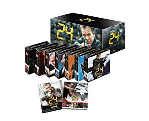 24 -TWENTY FOUR- 10周年記念コンプリートDVD-BOX 新品 マルチレンズクリーナー付き