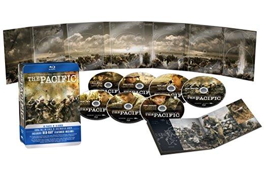 THE PACIFIC / ザ・パシフィック コンプリート・ボックス(初回限定生産) [Blu-ray] 新品 マルチレンズクリーナー付き