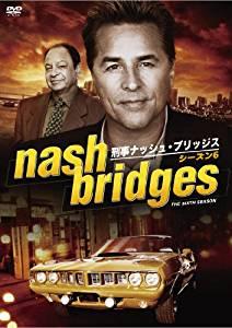 刑事ナッシュ・ブリッジス シーズン6 [DVD](中古)マルチレンズクリーナー付き