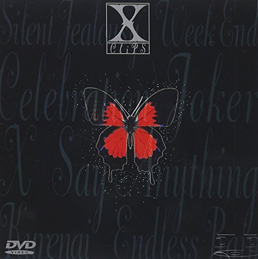 X CLIPS [DVD]新品 マルチレンズクリーナー付き