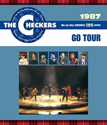 THE CHECKERS BLUE RAY DISC CHRONICLE 1987 GO TOUR [Blu-ray]新品 マルチレンズクリーナー付き