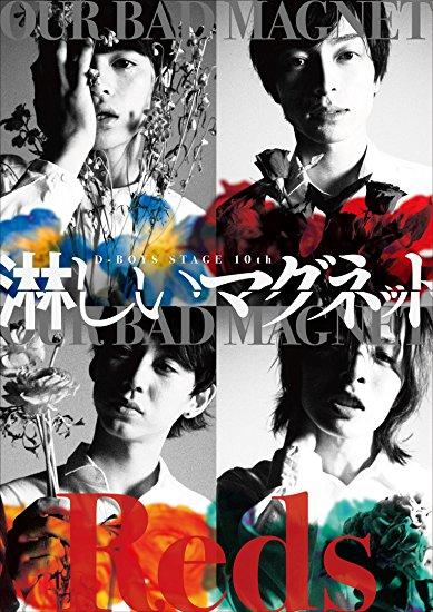 D-BOYS STAGE 10th 淋しいマグネット Reds [DVD]新品 マルチレンズクリーナー付き