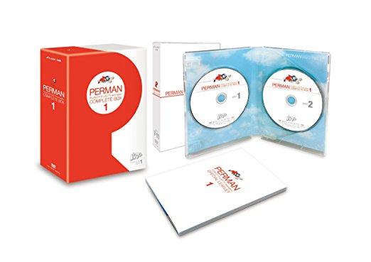 パーマンCOMPLETE BOX 1 [DVD]新品 マルチレンズクリーナー付き
