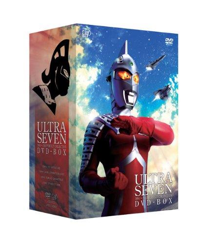 ウルトラセブン 1994~2002 パーフェクト・コレクション DVD-BOX(中古)マルチレンズクリーナー付き