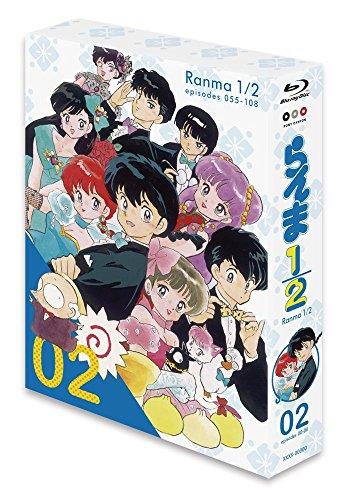 TVシリーズ「らんま1/2」Blu-ray BOX (2)新品 マルチレンズクリーナー付き