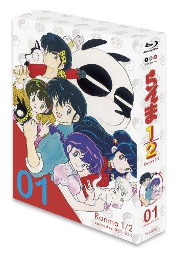 TVシリーズ「らんま1/2」Blu-ray BOX (1)新品 マルチレンズクリーナー付き