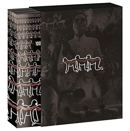 【早期購入特典あり】ムカデ人間 完全連結 ブルーレイBOX(初回限定生産)(『ムカデ人間3』劇場用パンフレット付き) [Blu-ray]新品 マルチレンズクリーナー付き