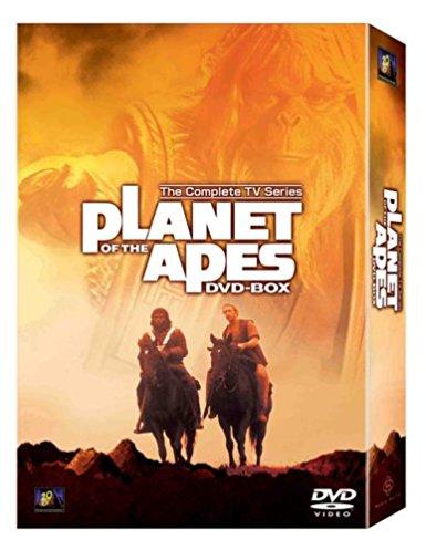 猿の惑星TVシリーズ DVD-BOX 新品 マルチレンズクリーナー付き