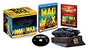 【Amazon.co.jp限定】マッドマックス 怒りのデス・ロード ブルーレイ インタ ーセプター付BOX(1枚組/デジタルコピー付) [Blu-ray]新品 マルチレンズクリーナー付き