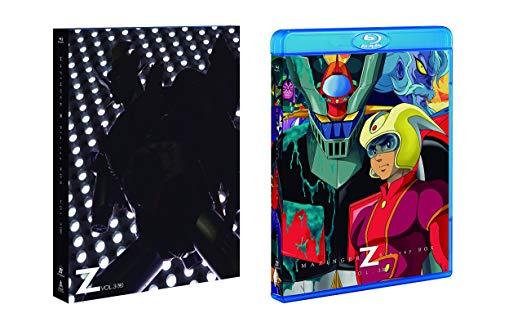 【Amazon.co.jp限定】マジンガーZ Blu-ray BOX VOL.3完(初回生産限定)(全巻購入特典:「越智一裕描き下ろし全巻収納BOX」引換シリアルコード付)新品 マルチレンズクリーナー付き