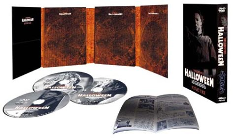 ハロウィン~Michael's BOX~ [DVD](中古)マルチレンズクリーナー付き