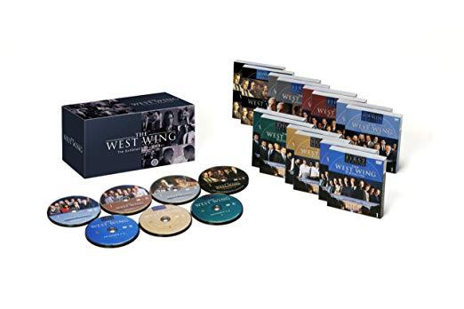 ザ・ホワイトハウス 〈シーズン1-7〉 コンプリートDVD BOX(42枚組) [初回限定生産]新品 マルチレンズクリーナー付き