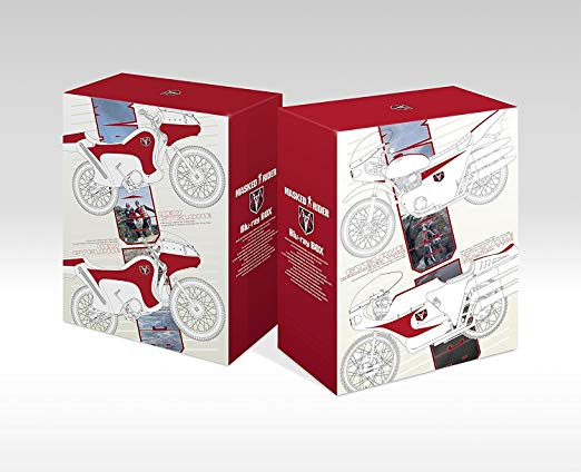 仮面ライダー Blu-ray BOX【初回生産限定版】全4巻セット 新品 マルチレンズクリーナー付き
