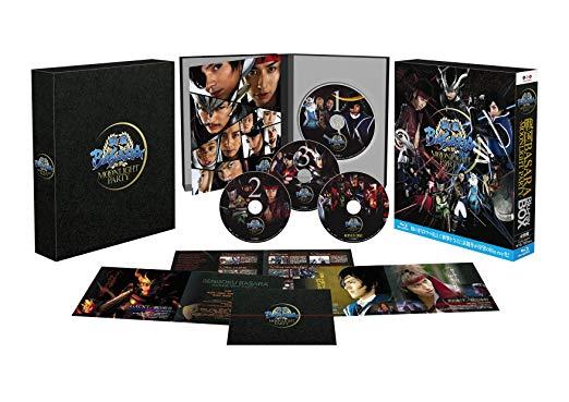 戦国BASARA -MOONLIGHT PARTY- Blu-ray BOX 新品 マルチレンズクリーナー付き