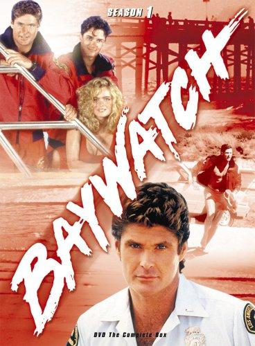 ベイウォッチ シーズン1 DVD The Complete Box 新品 マルチレンズクリーナー付き