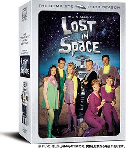 宇宙家族ロビンソン サード・シーズン DVDコレクターズ・ボックス 新品 マルチレンズクリーナー付き
