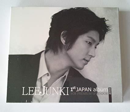 1st JAPAN album イ・ジュンギ 通常版 CD (中古)マルチレンズクリーナー付き