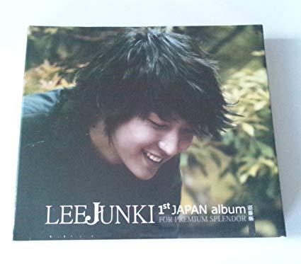 1st JAPAN album イ・ジュンギ 豪華版 CD(中古)マルチレンズクリーナー付き