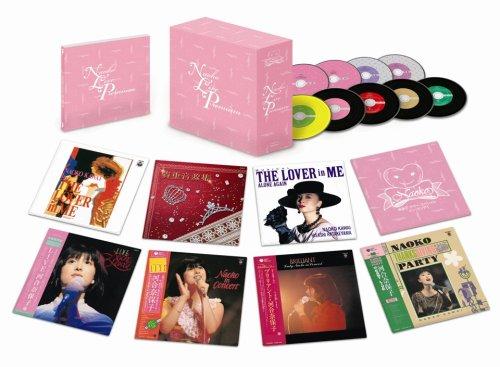 河合奈保子ライブアルバムBOX NAOKO LIVE PREMIUM(DVD付)(中古)マルチレンズクリーナー付き