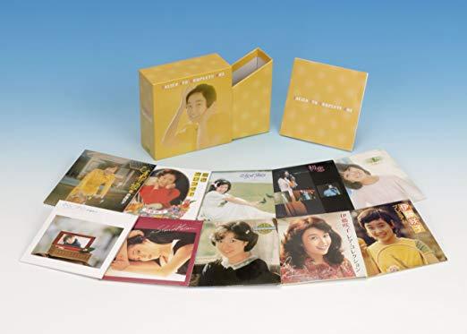 伊藤咲子COMPLETE BOX(DVD付) CD 新品 マルチレンズクリーナー付き
