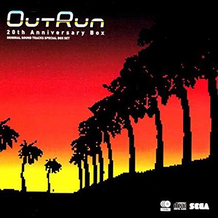 Out Run 20th Anniversary Box(中古)マルチレンズクリーナー付き