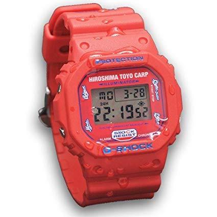 CASIO 腕時計 G-SHOCK ジーショック 広島カープ 限定 コラボ モデル 新品