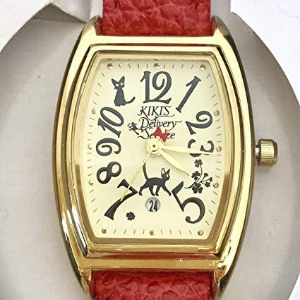 魔女の宅急便 トノー型 腕時計 ジジ 未使用品