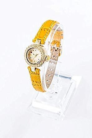 巴マミ 腕時計 「劇場版 魔法少女まどかマギカ(新編) 叛逆の物語×feerique gateau」SuperGroupies ムービック 新品
