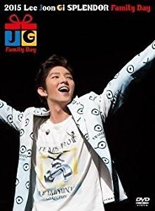 イ・ジュンギ「2015 Lee Joon Gi SPLENDOR Family Day」DVD-BOX 新品 マルチレンズクリーナー付き