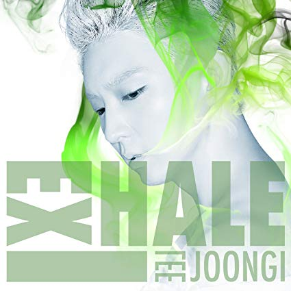 イ・ジュンギ 「EXHALE」 Type-A CD 新品 マルチレンズクリーナー付き