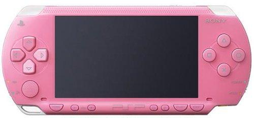 PSP「プレイステーション・ポータブル」 ピンク (PSP-1000PK) 【メーカー生産終了】ソニー・コンピュータエンタテインメント 未使用品