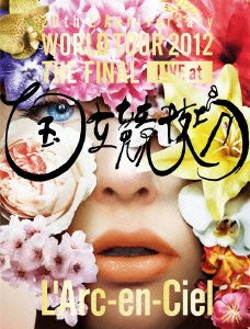 20th L'Anniversary WORLD TOUR 2012 THE FINAL LIVE at 国立競技場(初回生産限定盤DVD+TAIPEI LIVE CD)新品 マルチレンズクリーナー付き