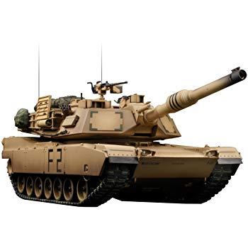 ハイテック ブイエスタンク 27MHz 1/24 M1A2エイブラムス BB弾仕様 RTBキット A02105187 RC戦車 新品