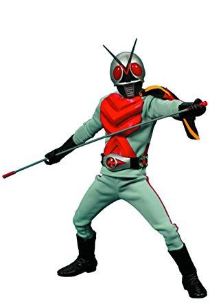 RAH リアルアクションヒーローズ DX 仮面ライダーX 1/6スケール ABSATBC-PVC製 塗装済み可動フィギュア メディコム・トイ 新品