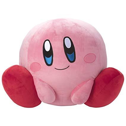 星のカービィ Mocchi-Mocchi-Game style 超特大カービィ ぬいぐるみ 座高約70cm タカラトミーアーツ 新品