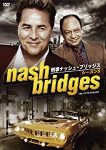 刑事ナッシュ・ブリッジス シーズン5 [DVD](中古)マルチレンズクリーナー付き