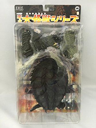 平成大怪獣シリーズ トラウマ ガメラ 1999 X-PLUS 新品