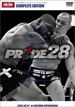 PRIDE.28 in SAITAMA SUPER ARENA [DVD] 新品 マルチレンズクリーナー付き