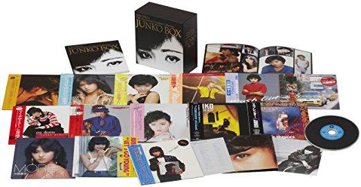 JUNKO BOX(完全限定生産CD13枚&DVD1枚) 新品 マルチレンズクリーナー付き