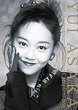 浅香唯 30周年記念コンプリートBOX(完全生産限定盤)(DVD付)  新品 マルチレンズクリーナー付き
