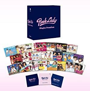 Singles Premium 【23CD+2DVD】【限定BOXセット】 CD+DVD, Limited Edition ピンク・レディー(中古)マルチレンズクリーナー付き
