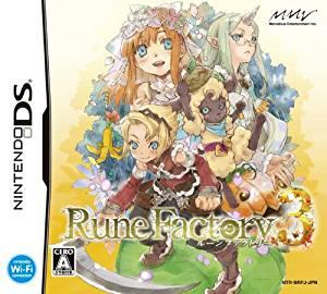 ルーンファクトリー3(特典無し)  Nintendo DS 新品