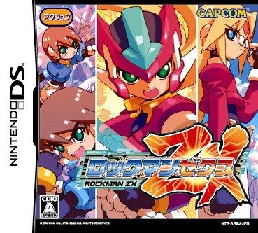 ロックマン ゼクス  Nintendo DS 新品