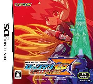ロックマン ゼロ コレクション  Nintendo DS 新品